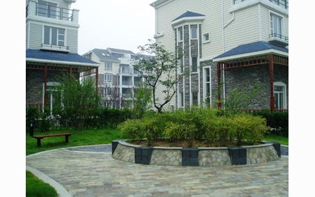 小花园景观设计图展示